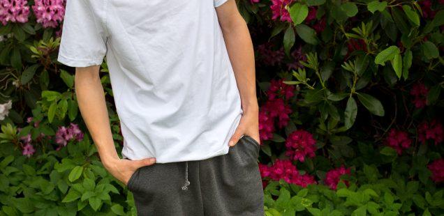 Rebel Sweatpant og shorts.